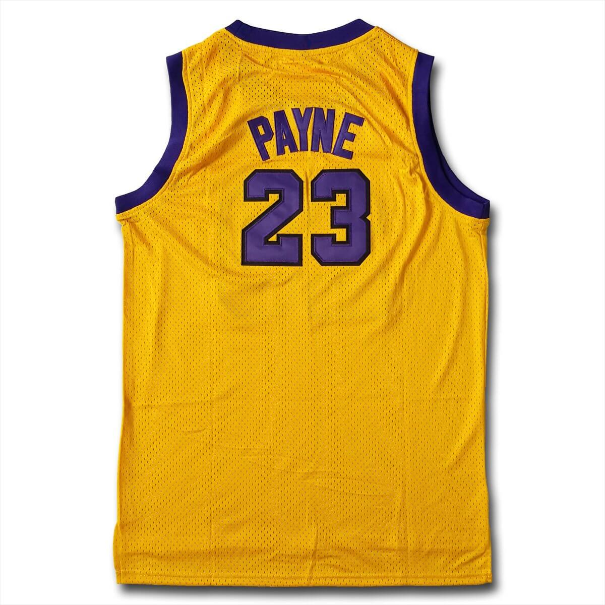 Martin Payne 23 Basketball Jersey Fully Stitched