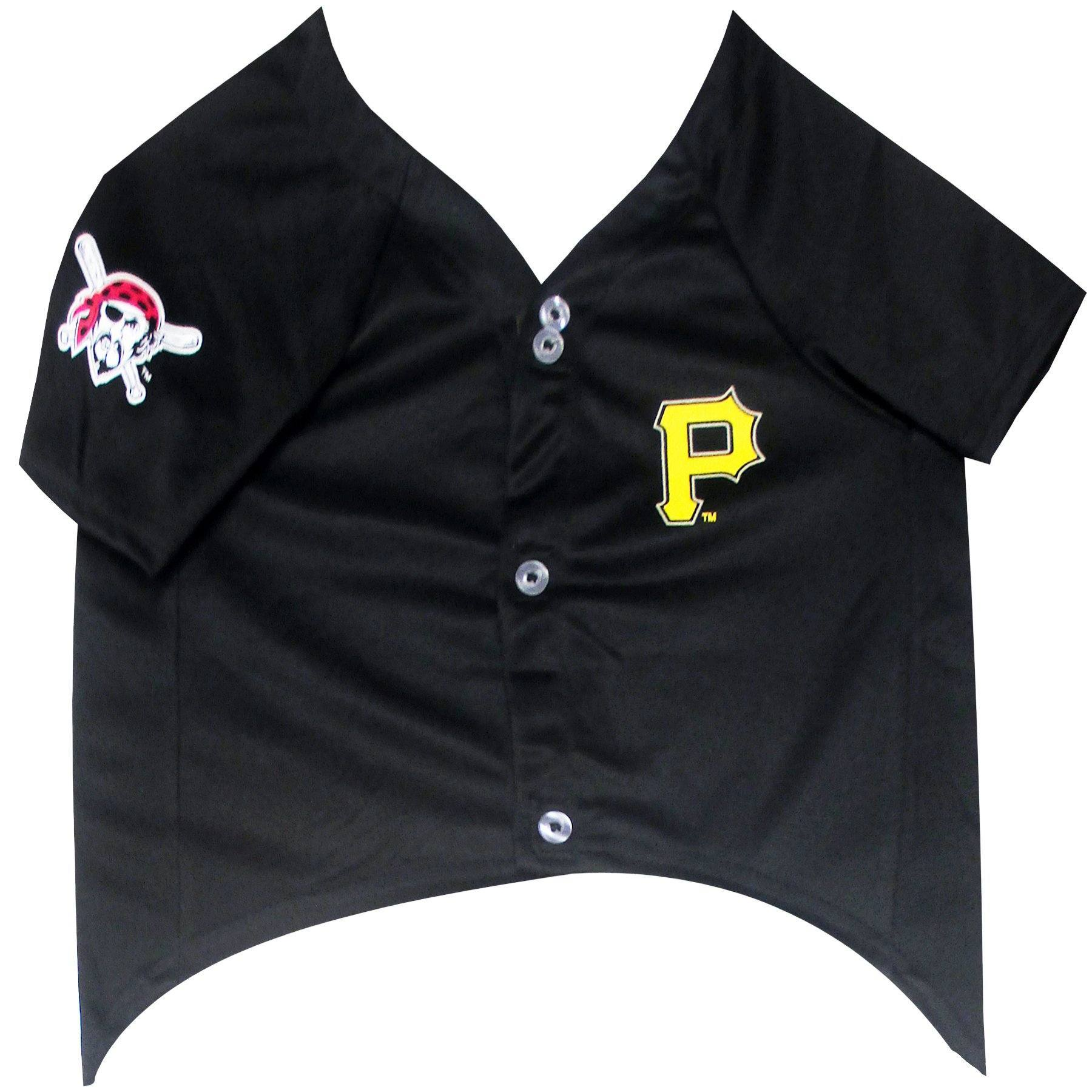 Pittsburgh Pirates Puppy Dog Baseball Jersey - Jersey Champs - Custom Basketball, Baseball, Football & Hockey Jerseys