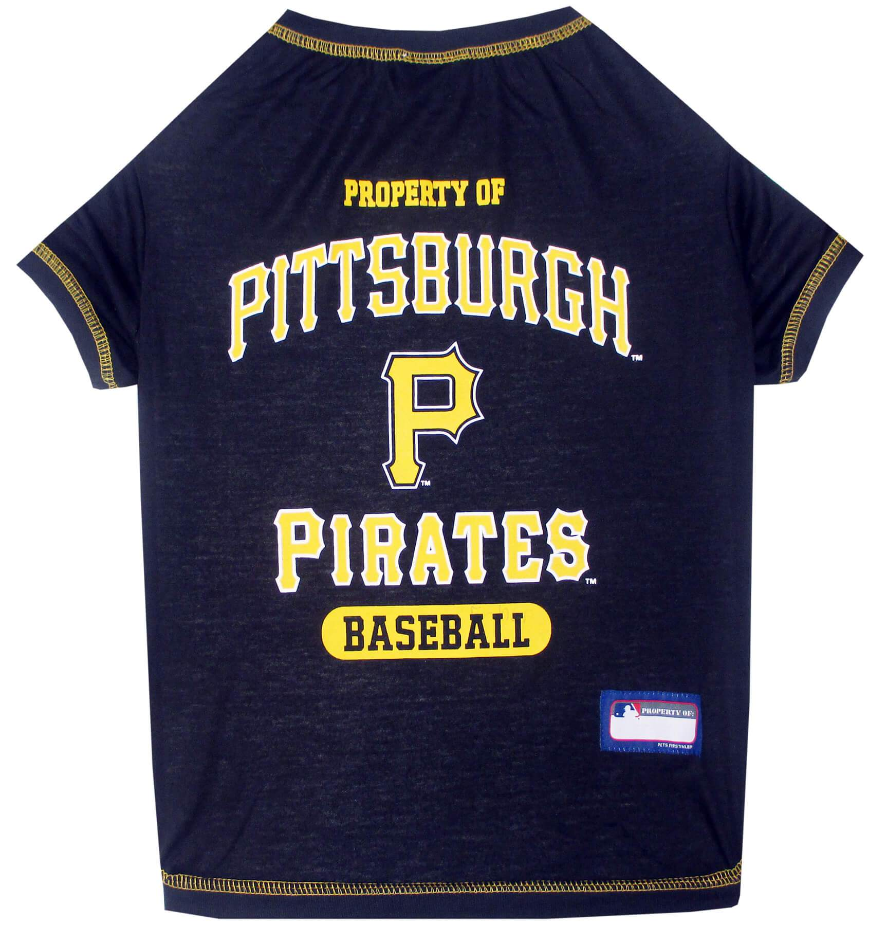 Pittsburgh Pirates Dog Shirt