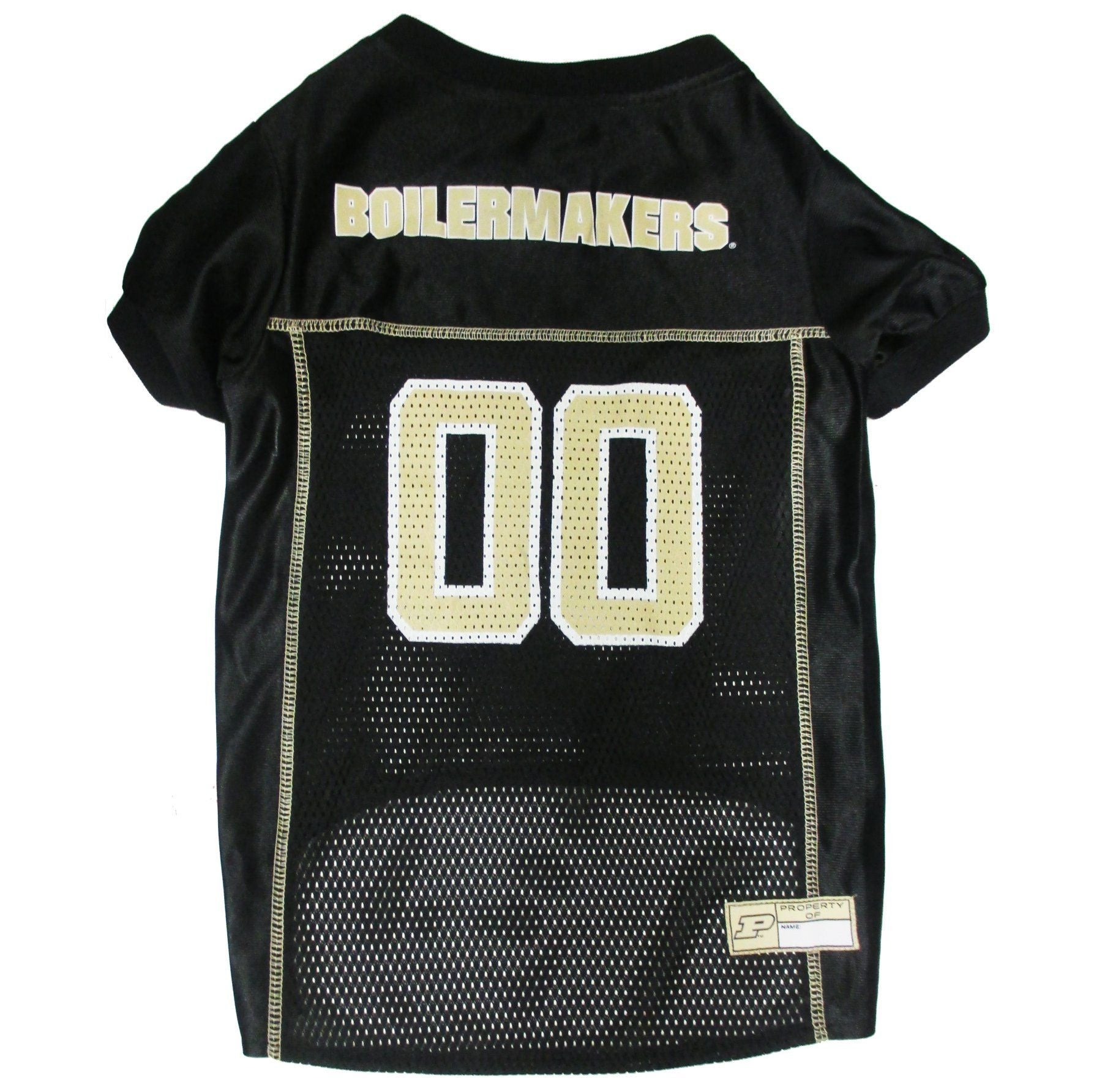 Purdue Boilermakers Football Puppy Dog Jersey - Jersey Champs - Custom Basketball, Baseball, Football & Hockey Jerseys
