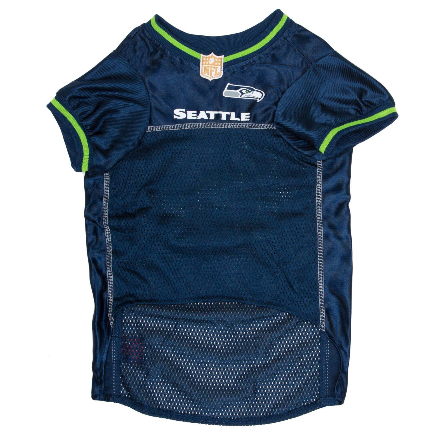 Seattle Seahawks Football Jersey Cheerleading Uniform Collar Leash - Jersey Champs - Custom Basketball, Baseball, Football & Hockey Jerseys