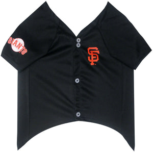 best loved 858b3 cf032 San Francisco Giants Puppy Dog Baseball Jersey