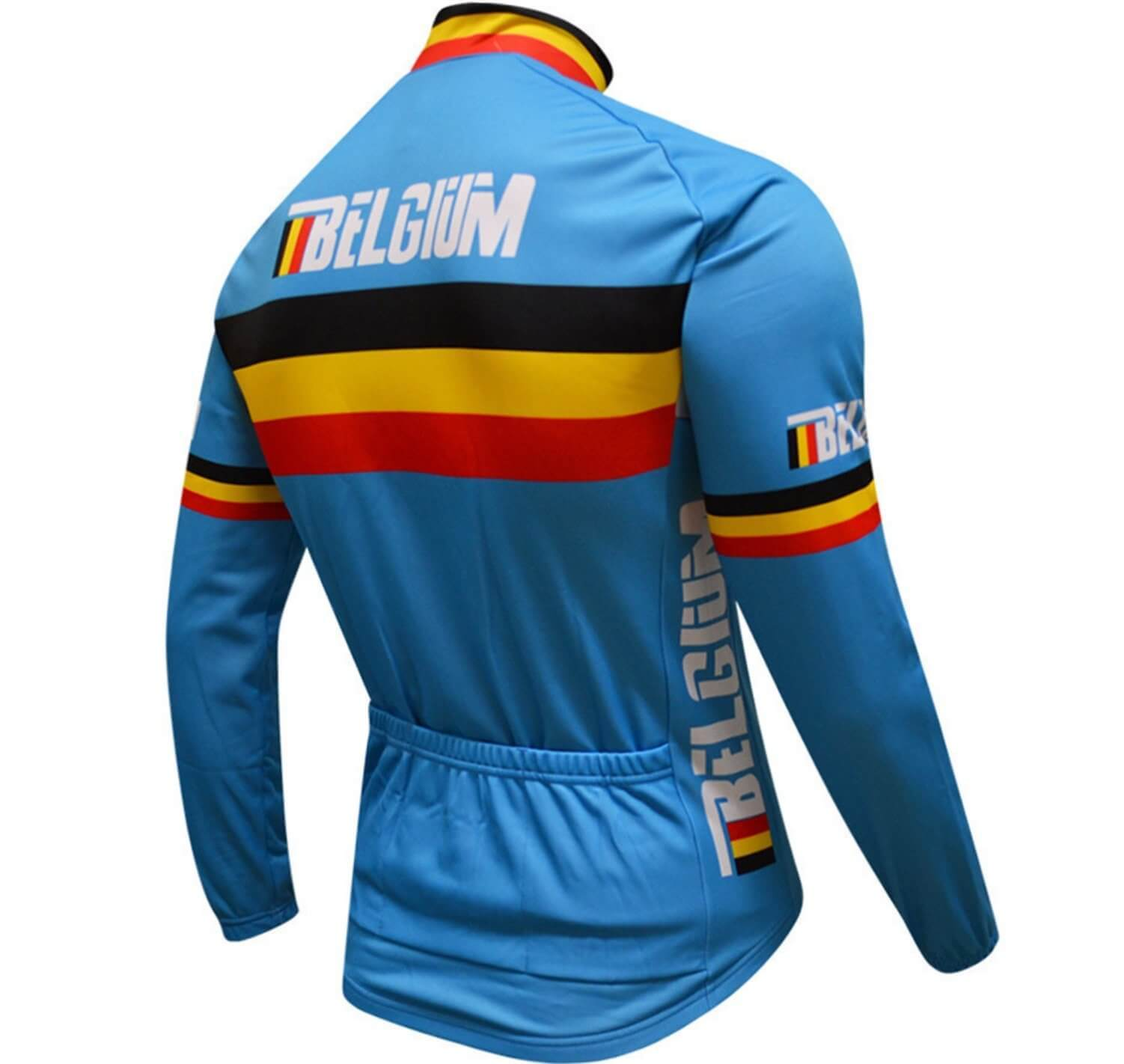 Belgian National Cycling Jersey - Jersey Champs