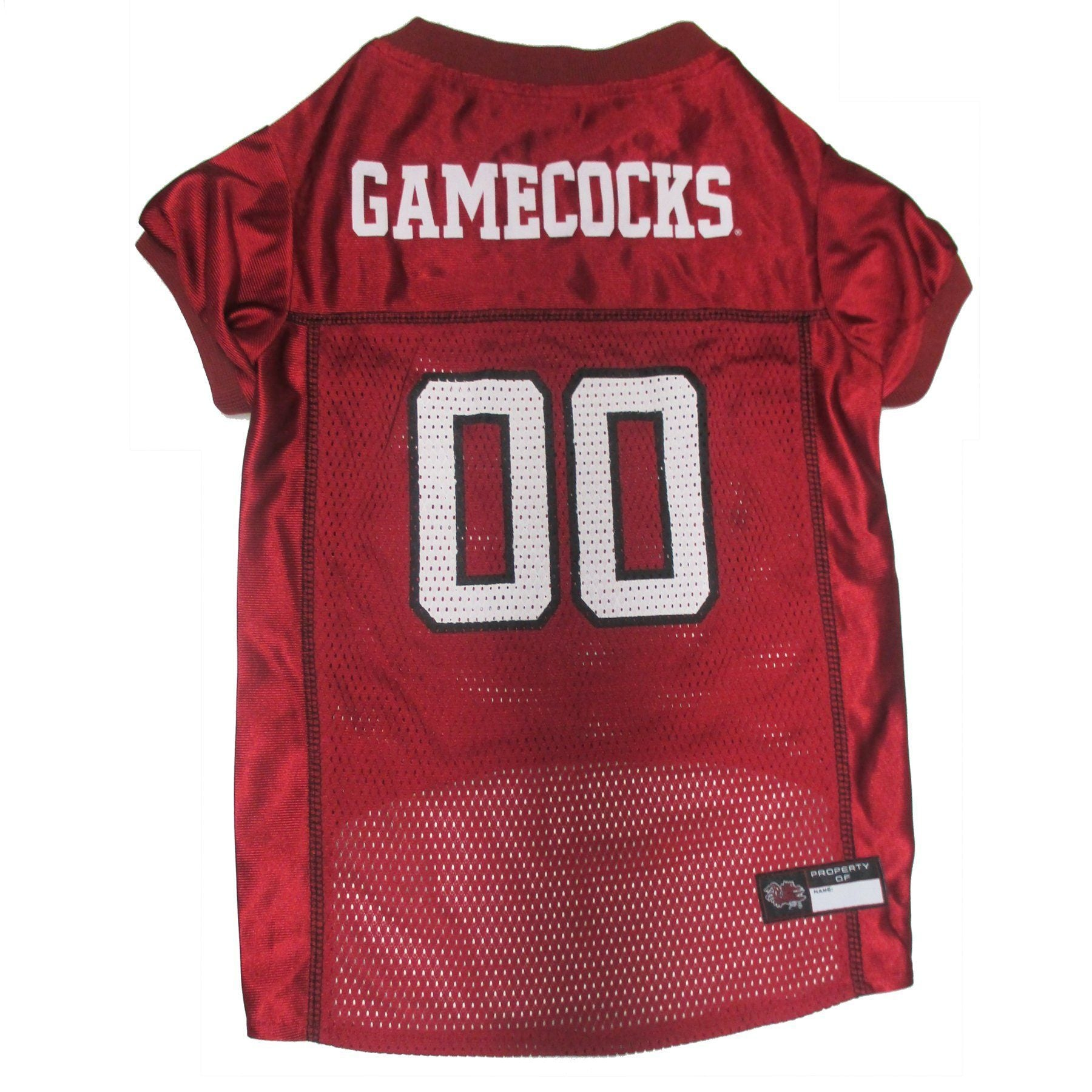 South Carolina Gamecocks Football Puppy Dog Jersey - Jersey Champs - Custom Basketball, Baseball, Football & Hockey Jerseys