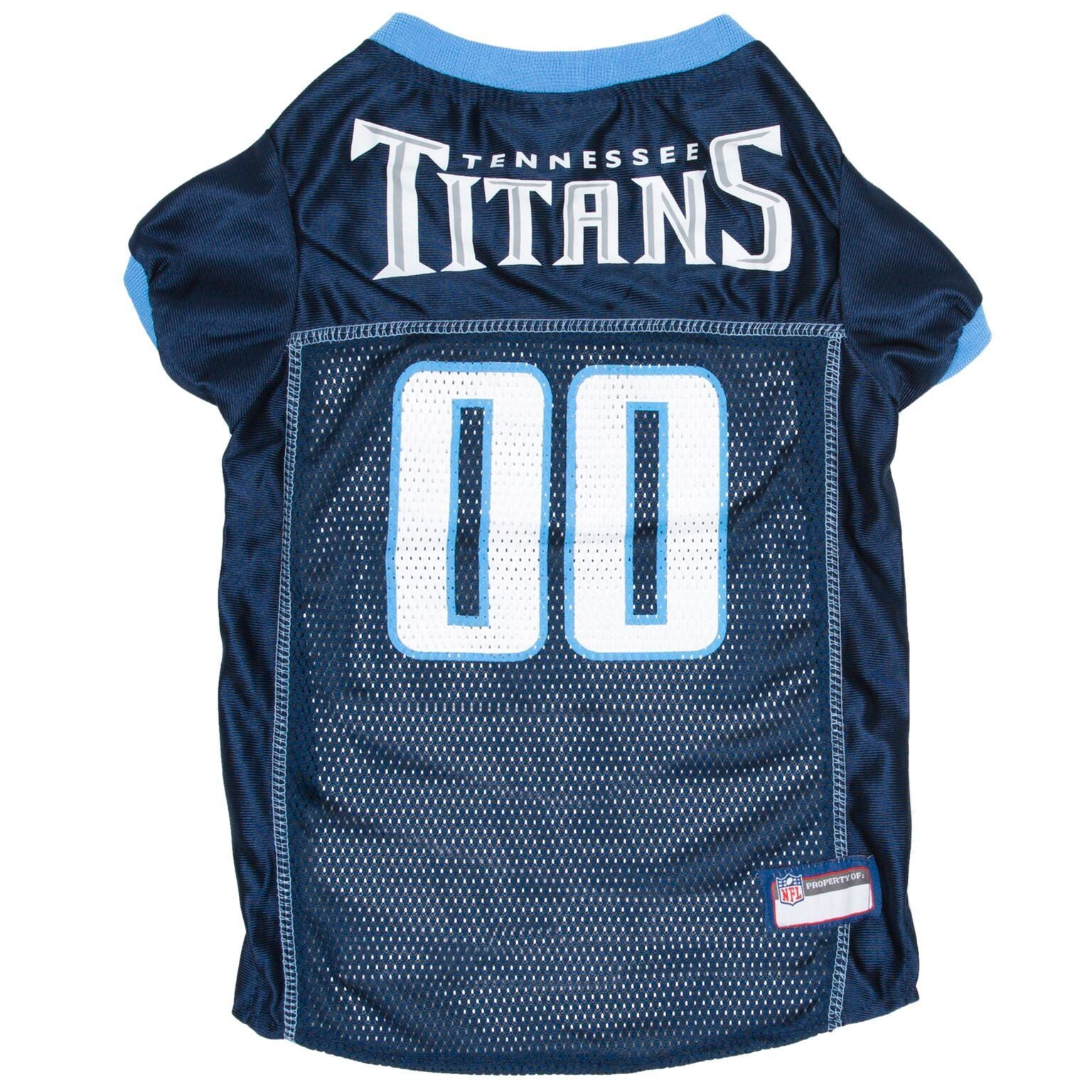 Tennessee Titans Football Jersey Cheerleading Uniform Collar Leash - Jersey Champs - Custom Basketball, Baseball, Football & Hockey Jerseys