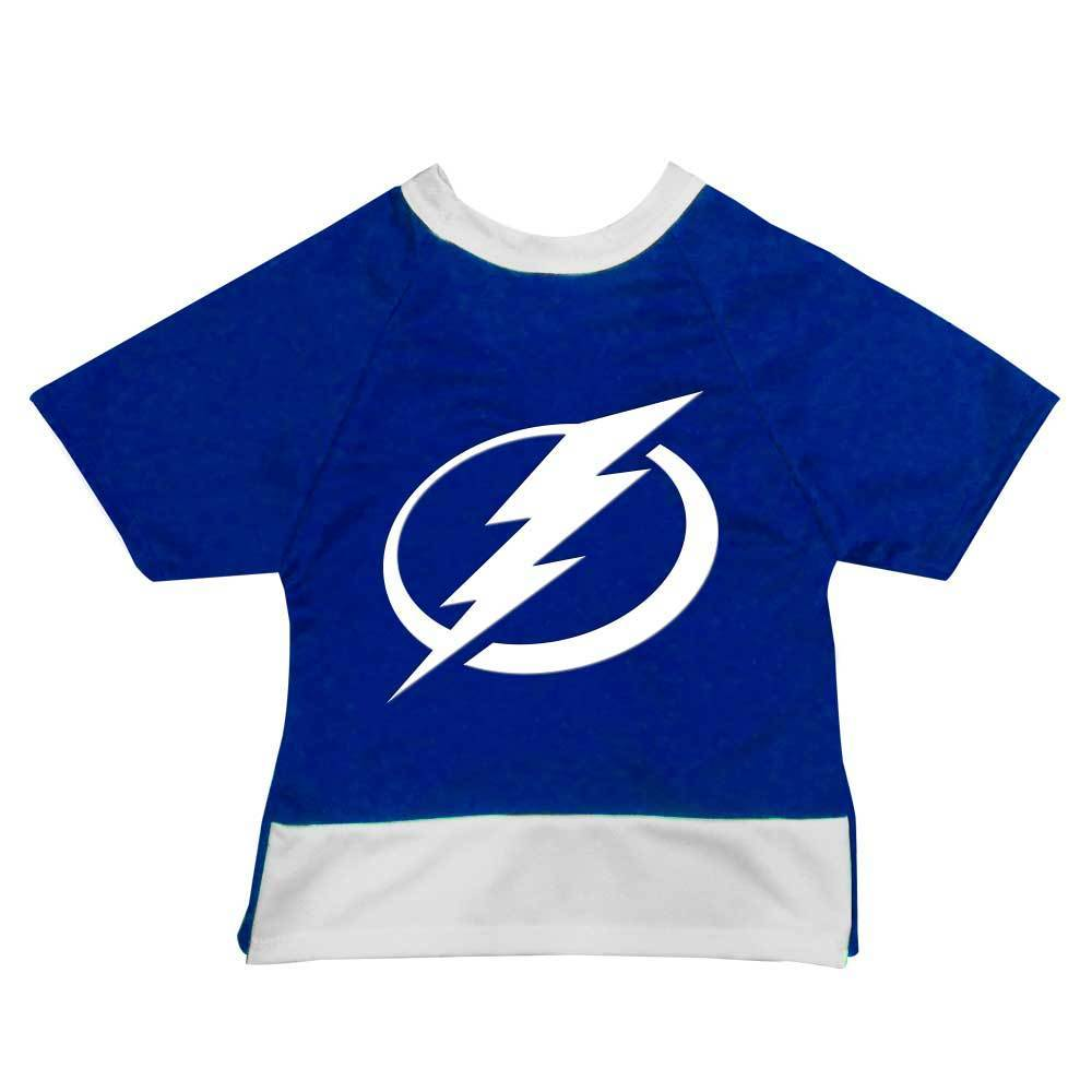 Tampa Bay Lightning Dog Puppy Ice Hockey Jersey - Jersey Champs - Custom Basketball, Baseball, Football & Hockey Jerseys