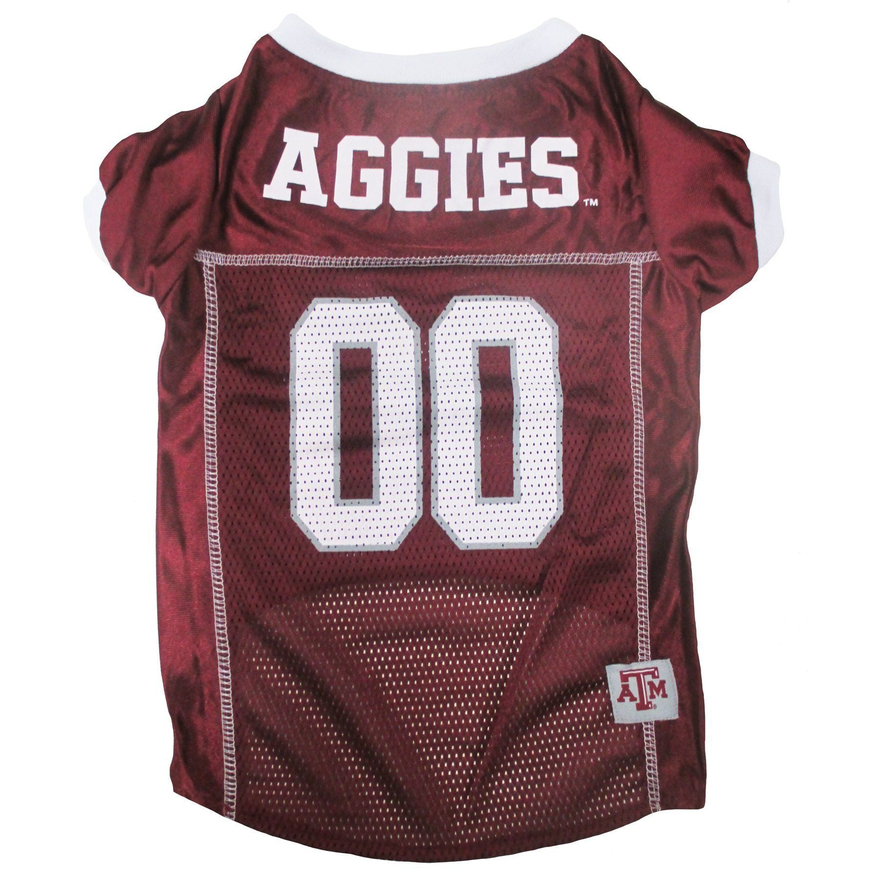 Texas A&M Aggies Football Puppy Dog Jersey - Jersey Champs - Custom Basketball, Baseball, Football & Hockey Jerseys