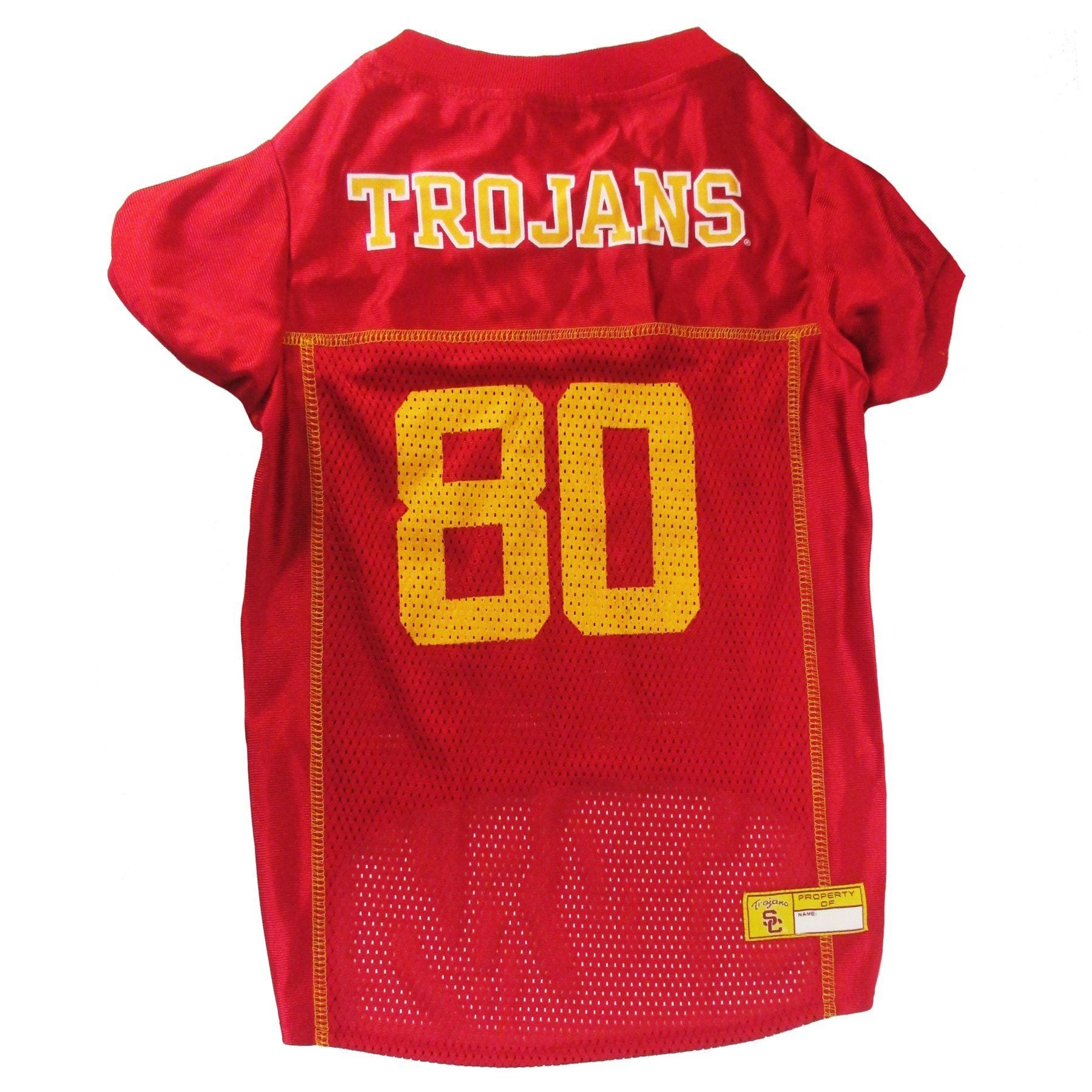 University of Southern California Trojans Football Puppy Dog Jersey