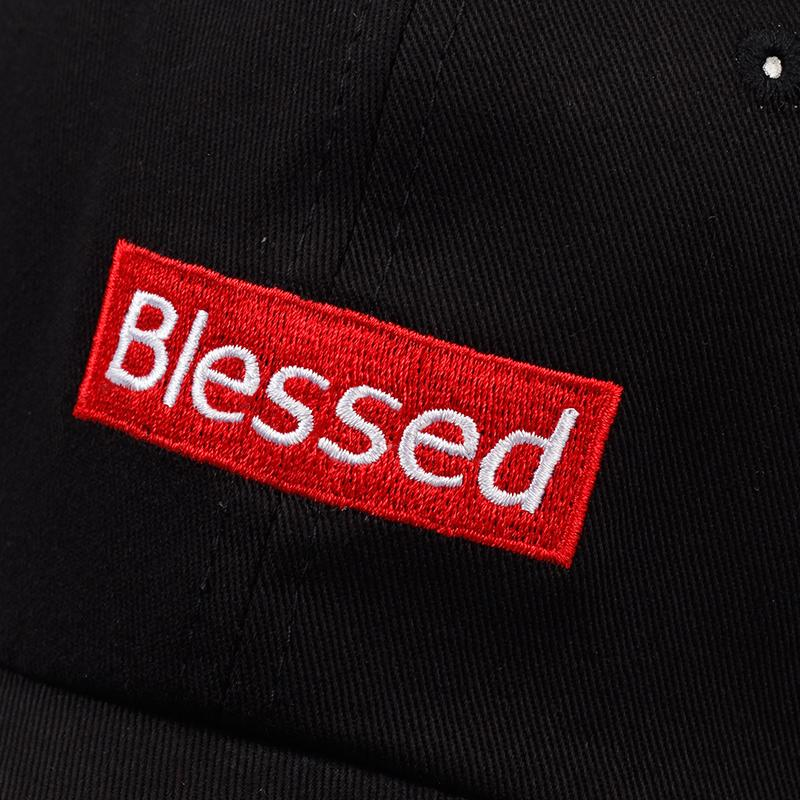 Blessed Dad Hat - Jersey Champs