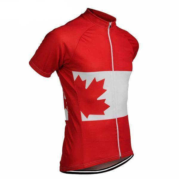 Canada Cycling Jersey - Jersey Champs