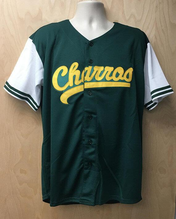 Kenny Powers Eastbound and Down Baseball Jersey 55