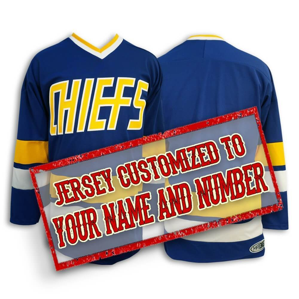 Create Your Own Charlestown Chiefs Jersey - Jersey Champs