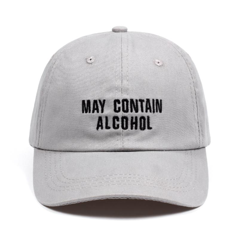 May Contain Alcohol Dad Hat