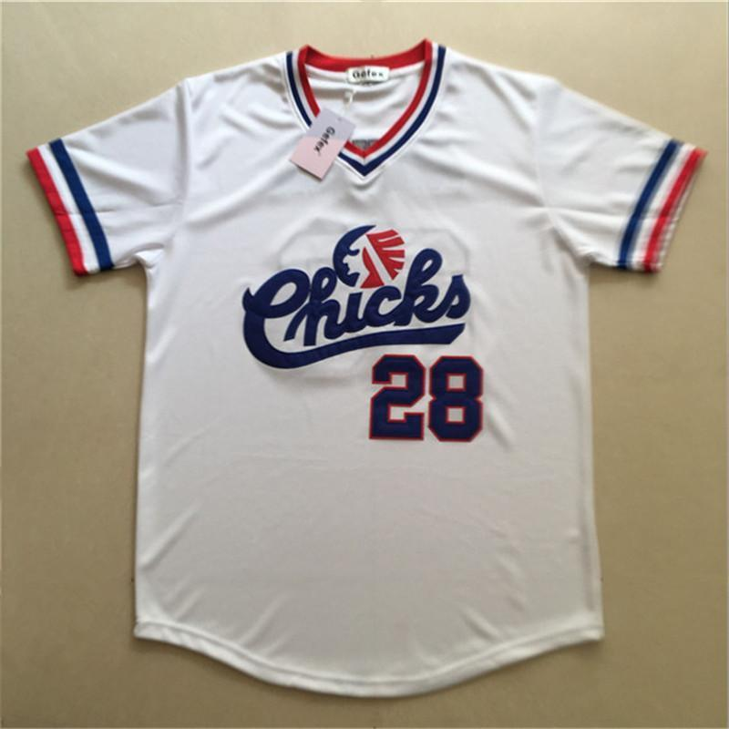 Jackson Chicks Baseball Jersey