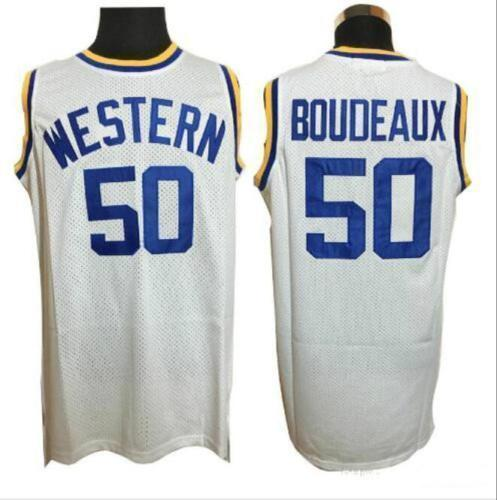 Neon Boudeaux 50 Western University Basketball Jersey Embroidery - Jersey Champs - Custom Basketball, Baseball, Football & Hockey Jerseys