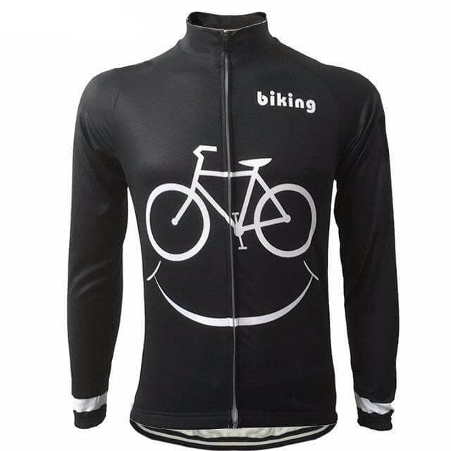 Smile Biking Cycling Jersey