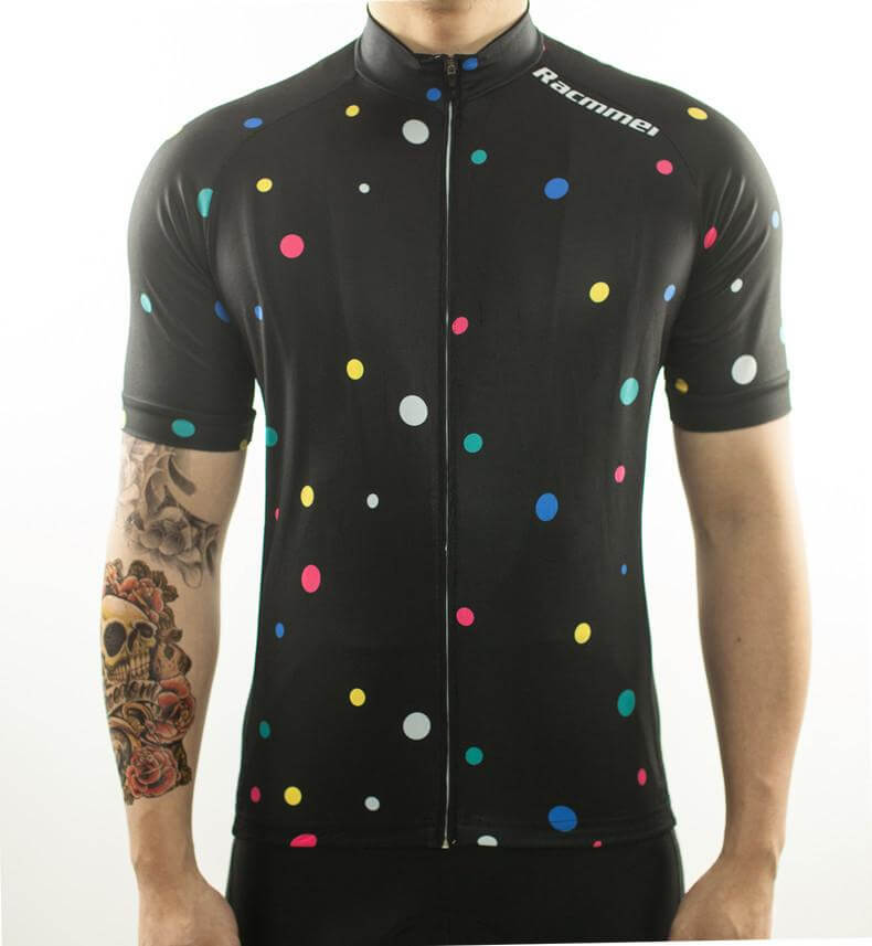 Space Dots Cycling Jersey