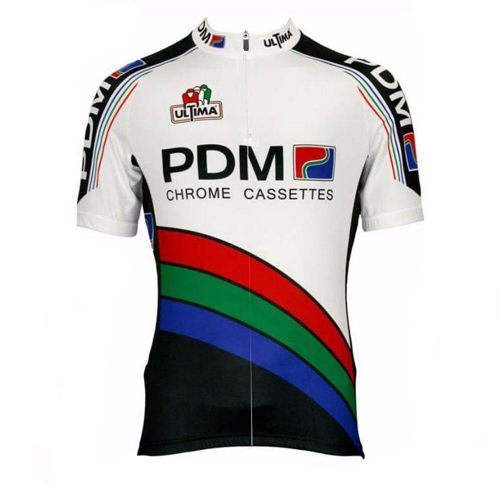 PDM Chrome Cassettes Cycling Jersey