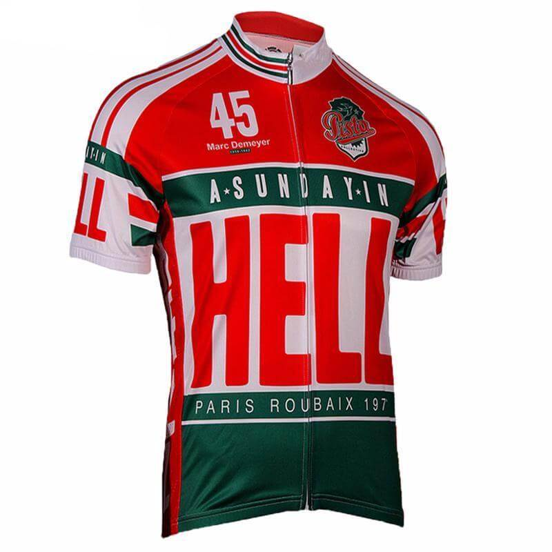 A Sunday In Hell Cycling Jersey