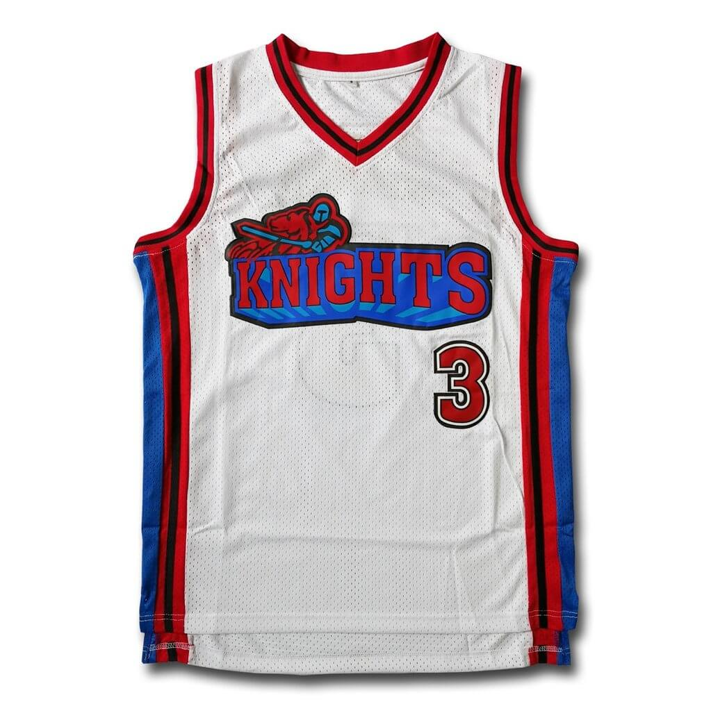 Calvin Cambridge Basketball Jersey Like Mike Los Angeles Knights