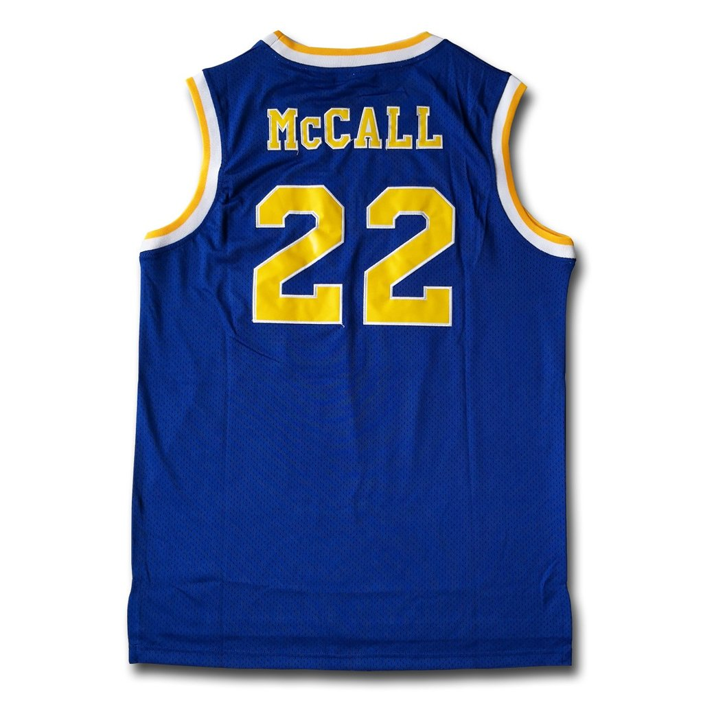 Quincy McCall Crenshaw Basketball Jersey