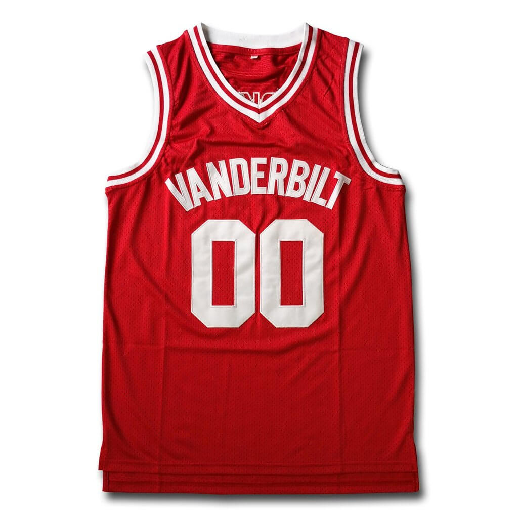 Steve Urkel Vanderbilt High School Basketball Jersey 00