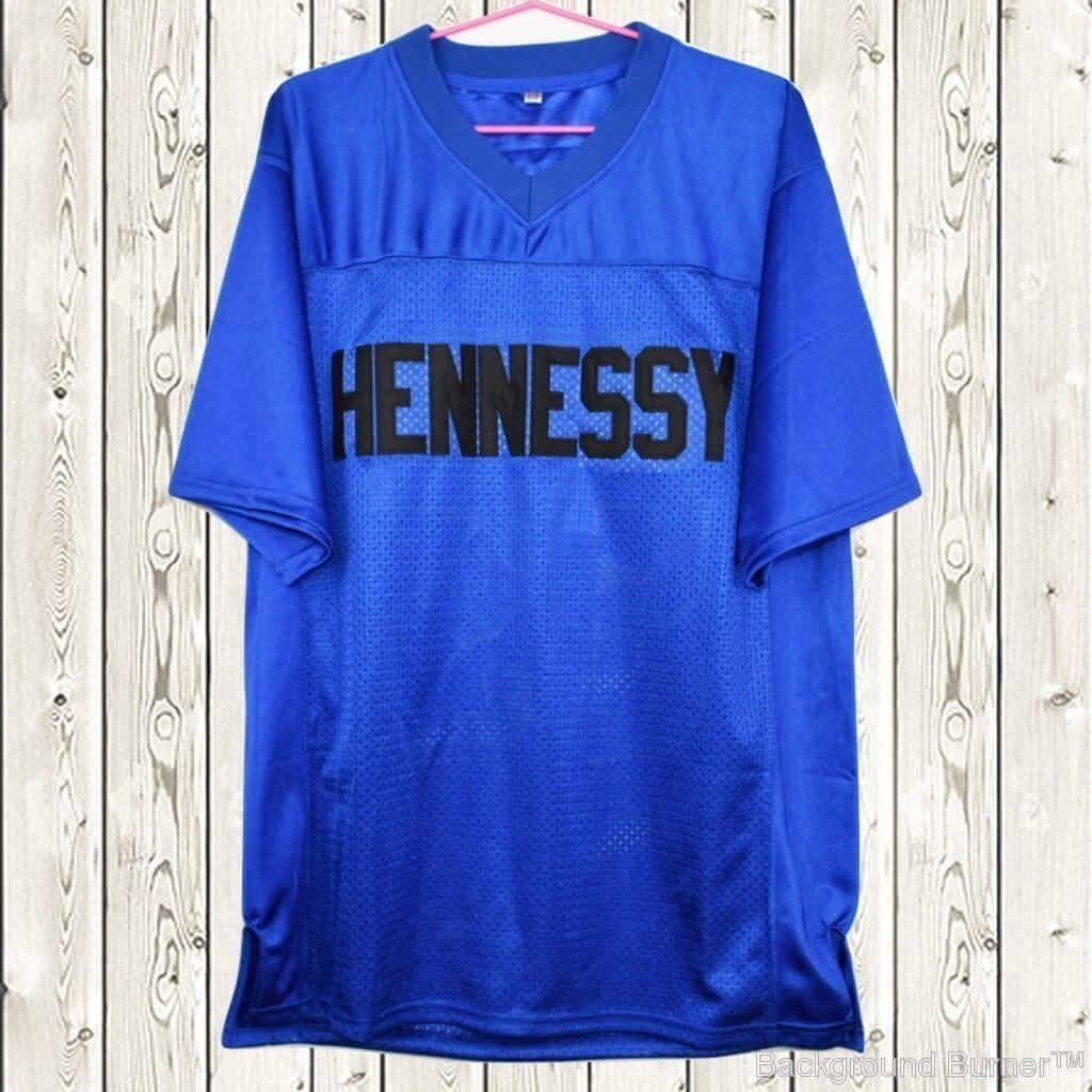 Hennessy Queens Bridge Football Jersey - Jersey Champs