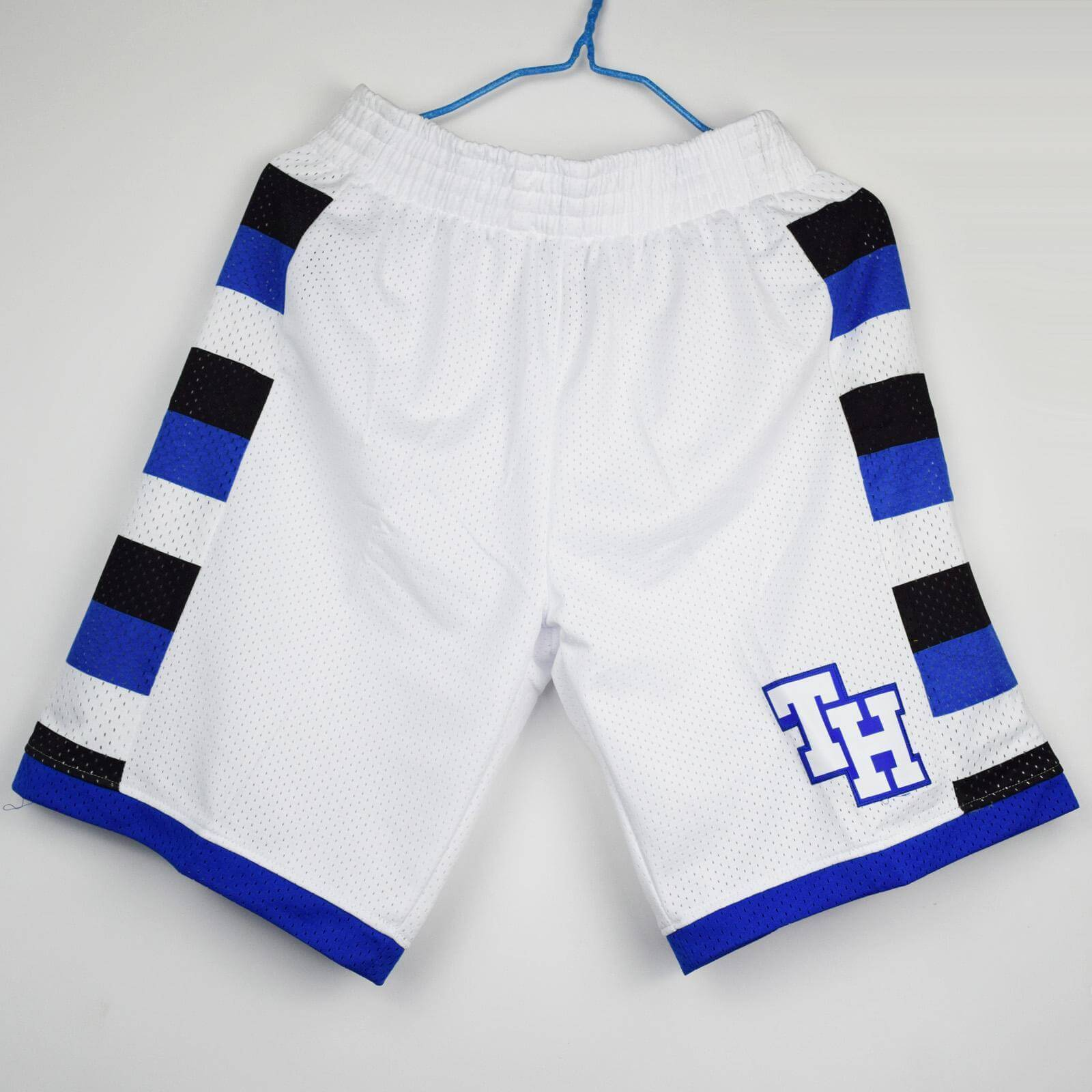 Nathan Scott One Tree Hill Basketball Shorts - Jersey Champs - Custom Basketball, Baseball, Football & Hockey Jerseys