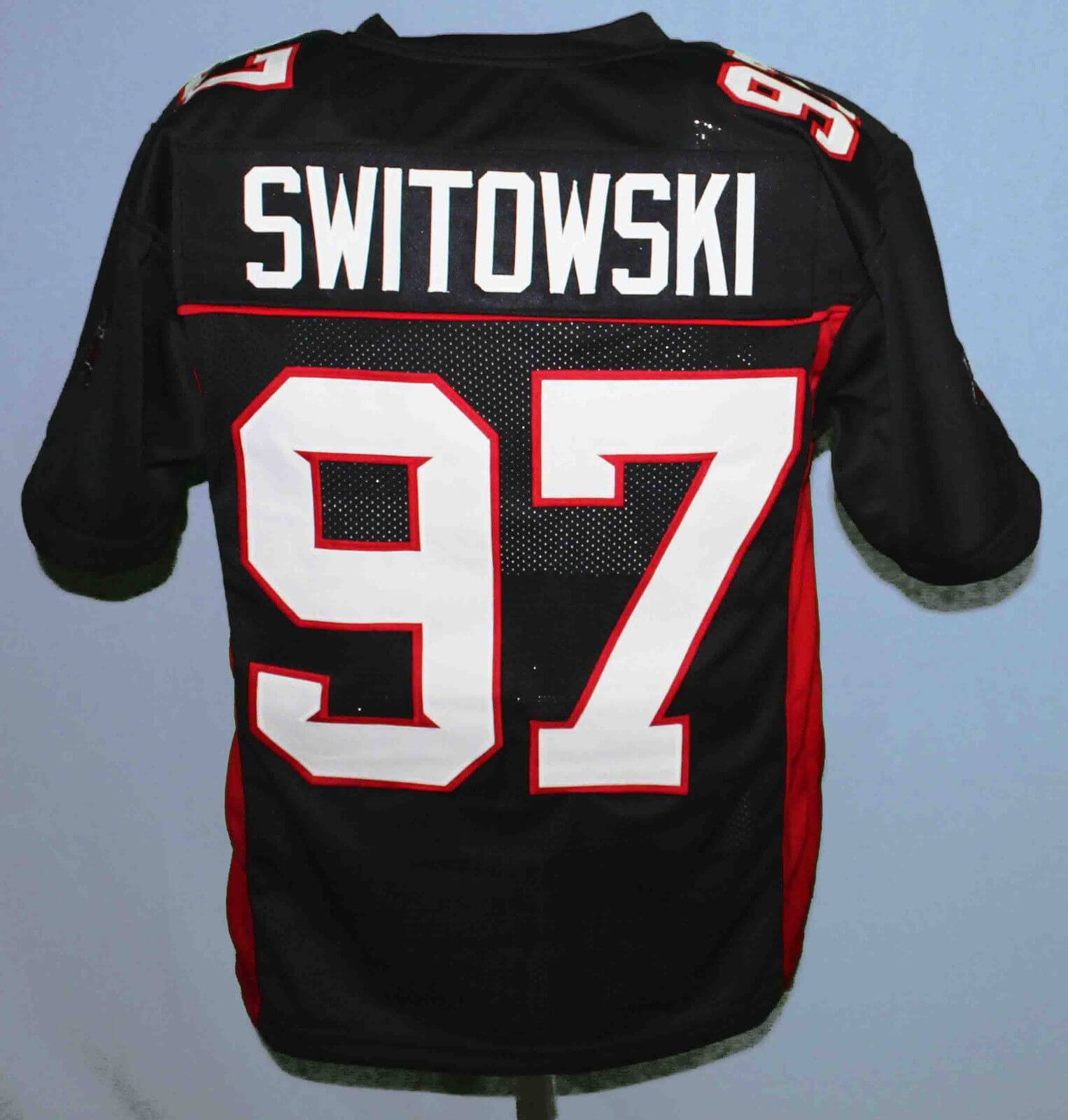 26bf86744 Mean machine switowski football jersey champ jpg 1526x1600 Mean machine  jersey