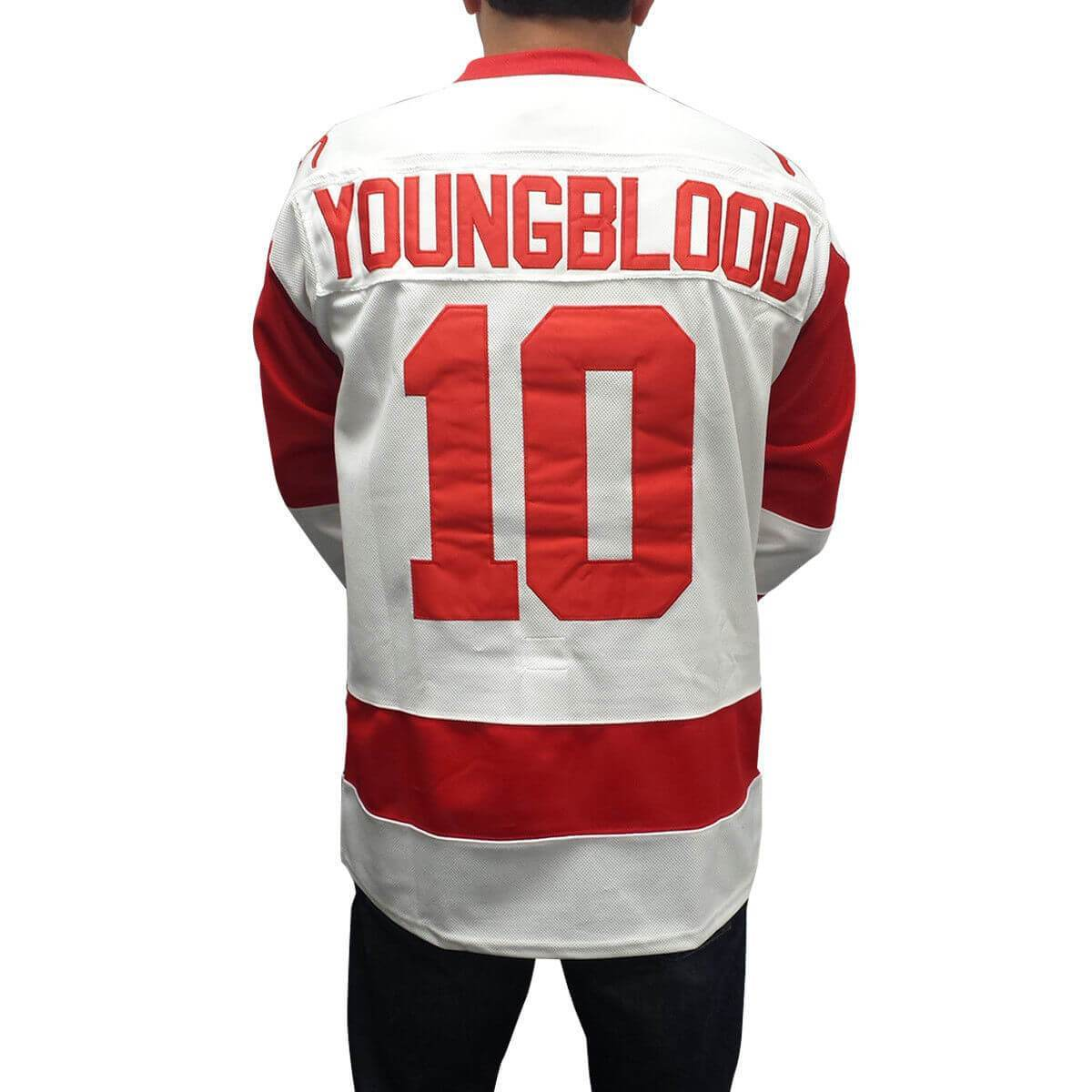 f8284f3c0e4 youngblood hockey jersey. youngblood hockey jersey · Rob Lowe Mustangs ...