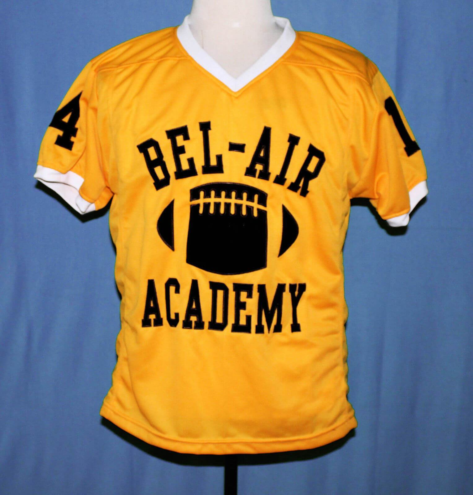 Bel Air Academy 14 Football Jersey Stitched Will Smith - Jersey Champs