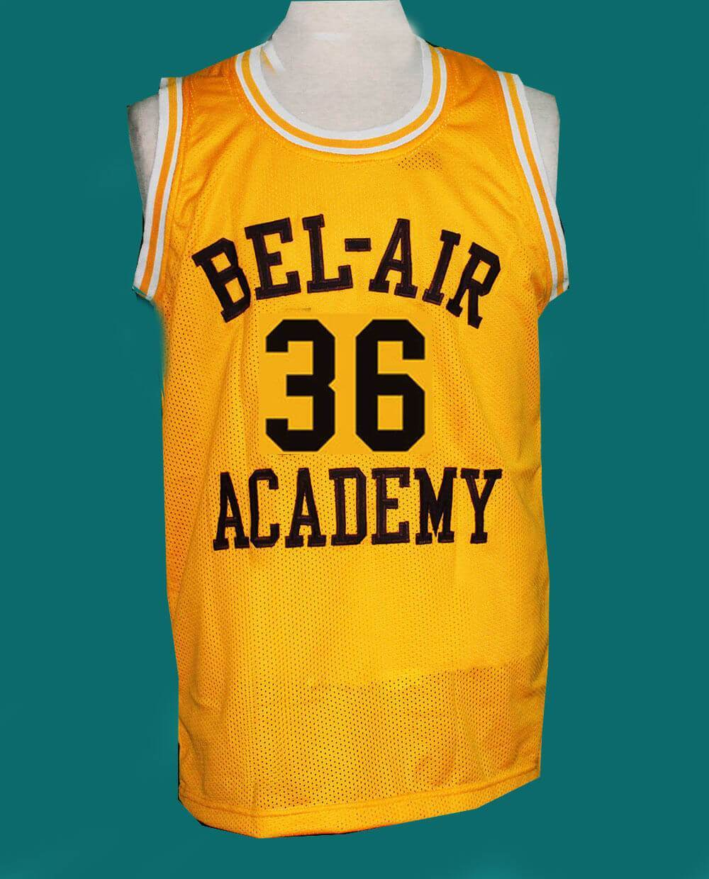 Bel Air Academy Jazz 36 Basketball Jersey - Jersey Champs