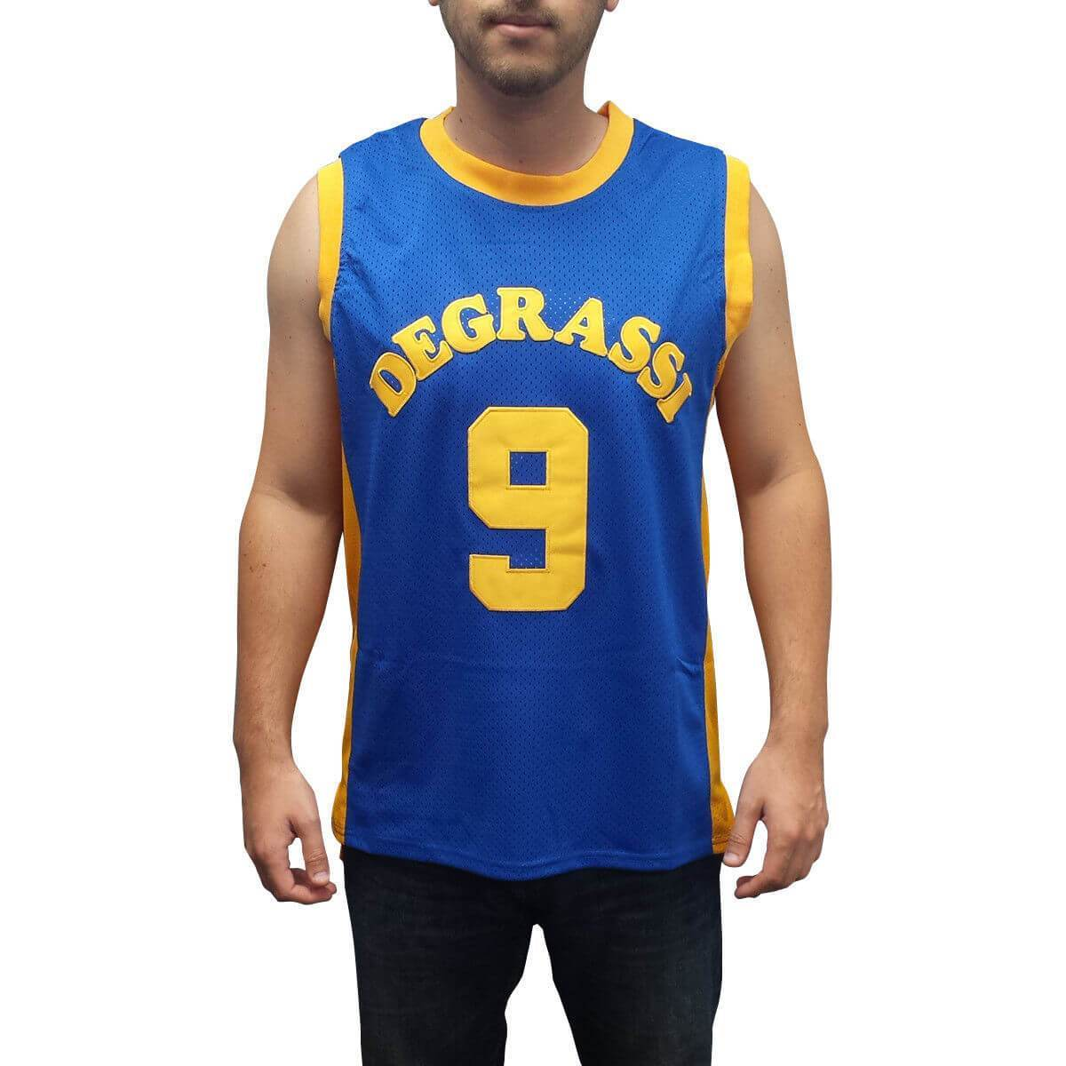 drake Degrassi basketball jersey jersey champs