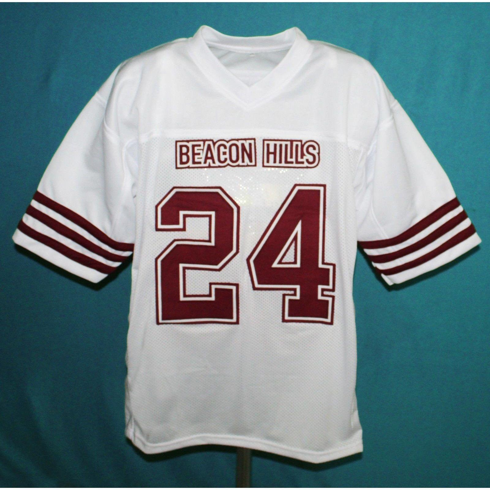 Beacon Hills Teen Wolf Football Jersey - Jersey Champs