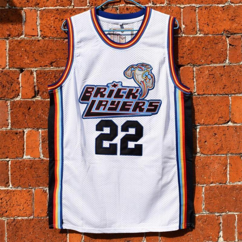 Lawrence #22 Sixth Annual Rock N' Jock Basketball Jersey - Jersey Champs