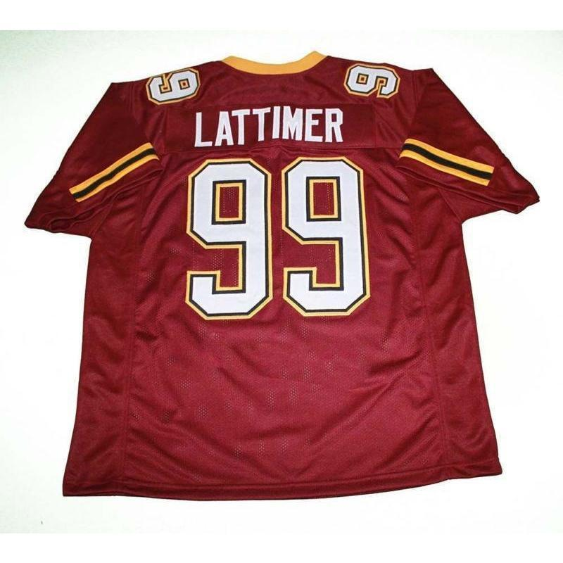 Lattimer The Program Football Jersey - Jersey Champs