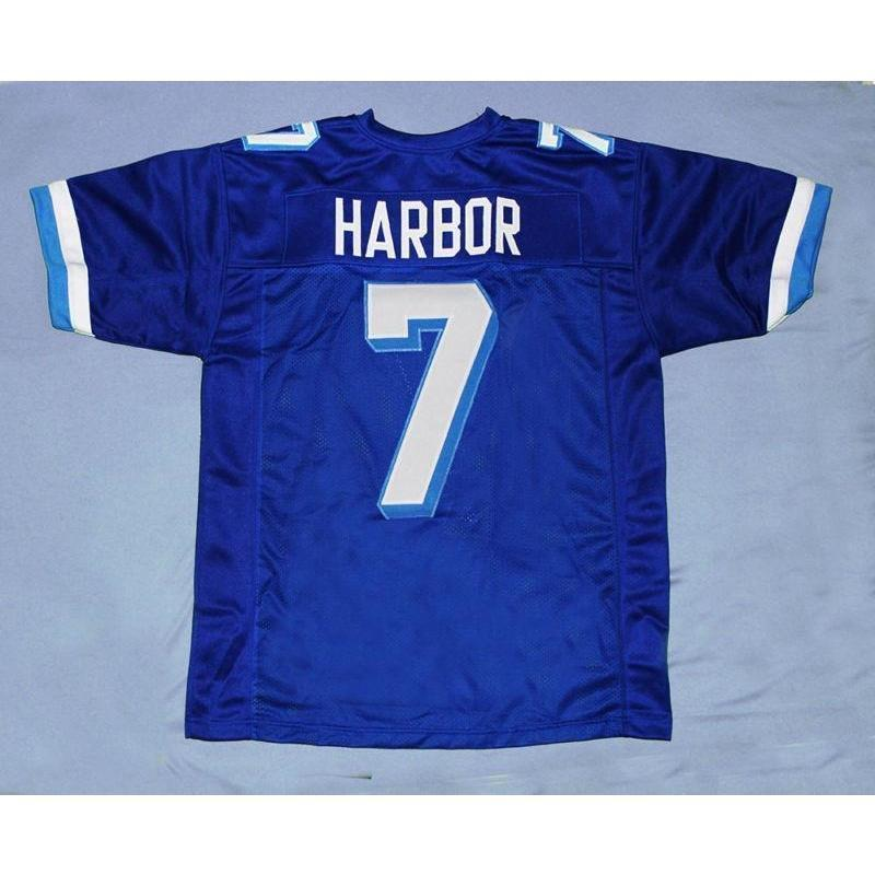 best service d4c01 fbc87 Varsity Blues Lance Harbor Football Jersey