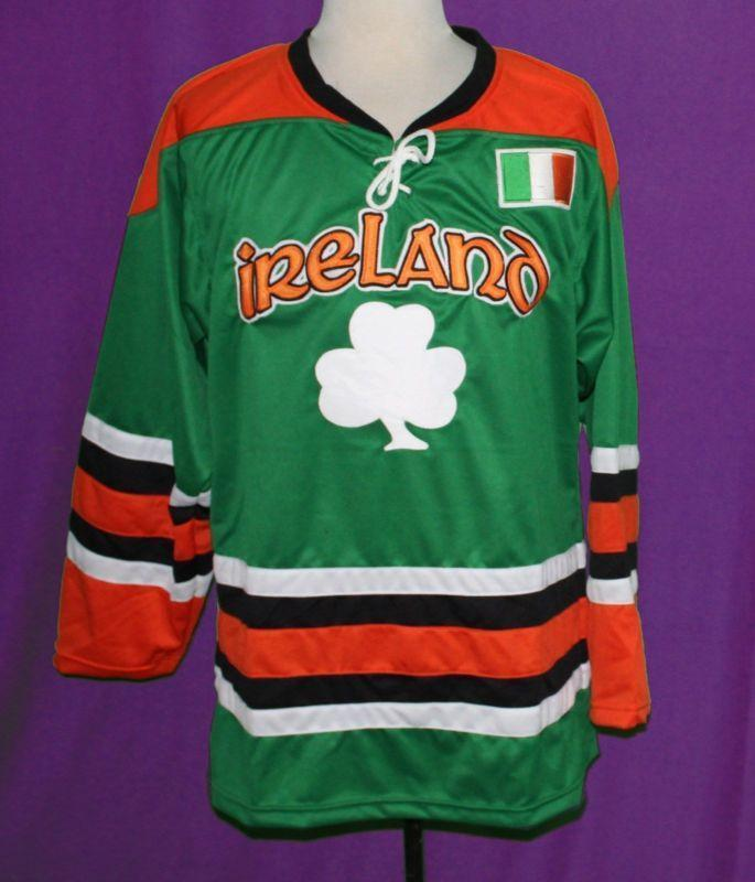 Ireland Lucky 7 Hockey Jersey