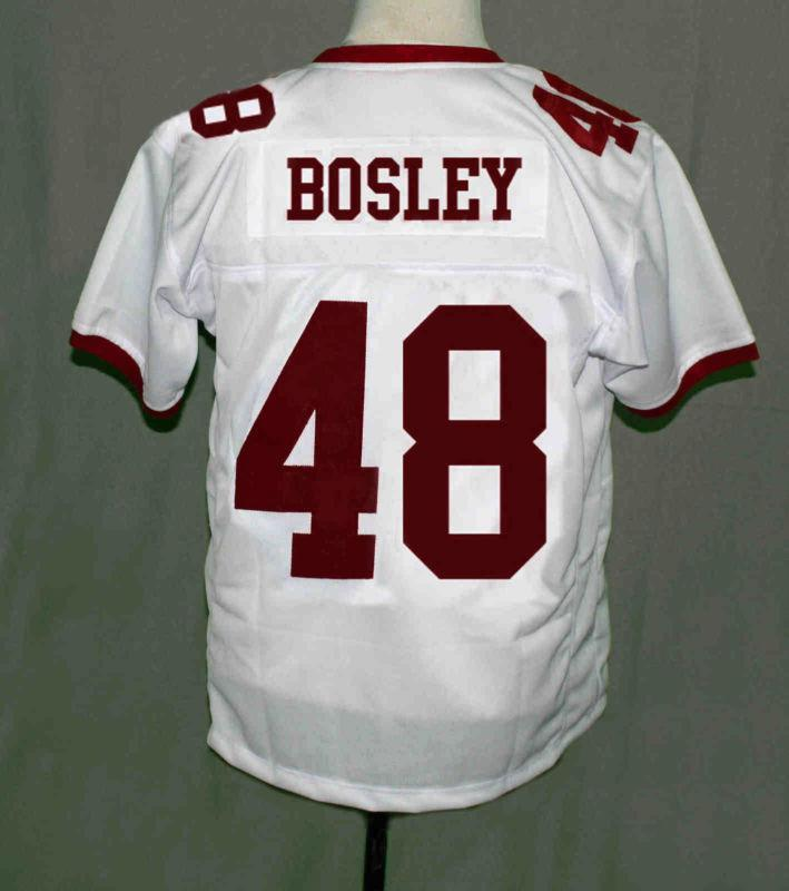 Remember the Titans Alan Bosley 48 Football Jersey - Jersey Champs - Custom Basketball, Baseball, Football & Hockey Jerseys