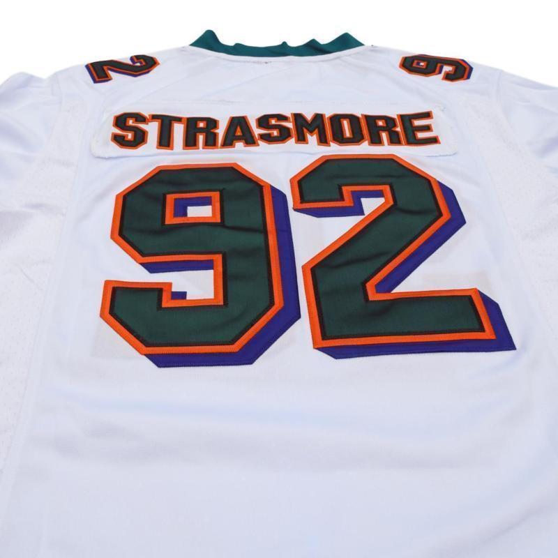 Spencer Strasmore #Football Jersey Dwayne Johnson Ballers #92