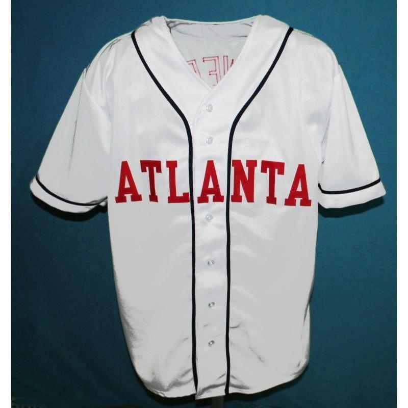 Kenny Powers Atlanta Baseball Jersey - Jersey Champs