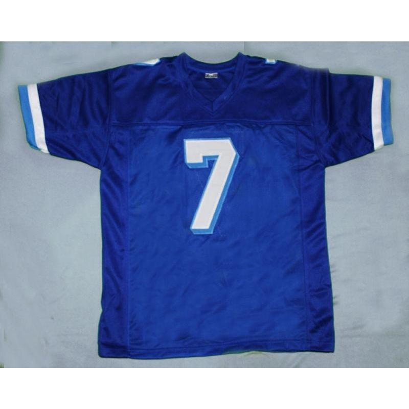 Varsity Blues Lance Harbor Football Jersey - Jersey Champs