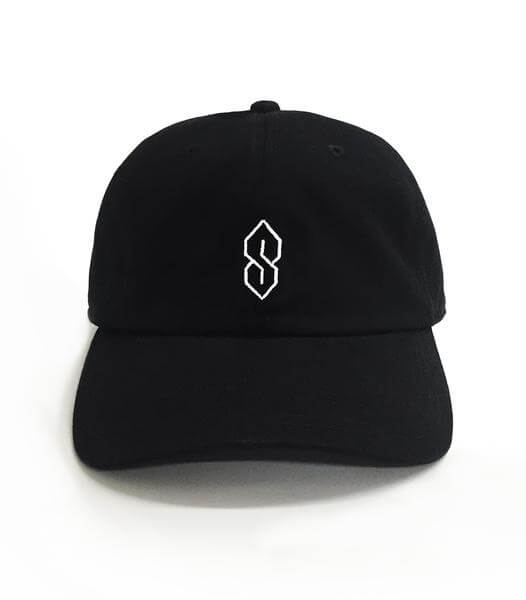 S Sketch Dad Hat