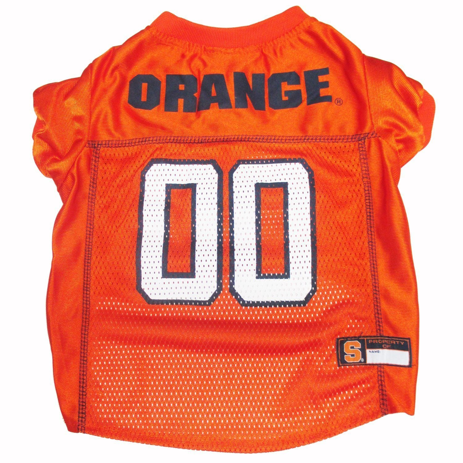 Syracuse Orange Football Puppy Dog Jersey - Jersey Champs - Custom Basketball, Baseball, Football & Hockey Jerseys