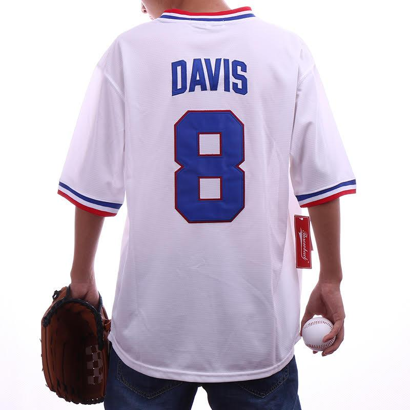 Crash Davis Bull Durham Movie Jersey - Jersey Champs