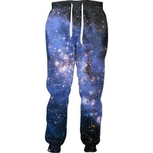 Galaxy Sweatpants Joggers