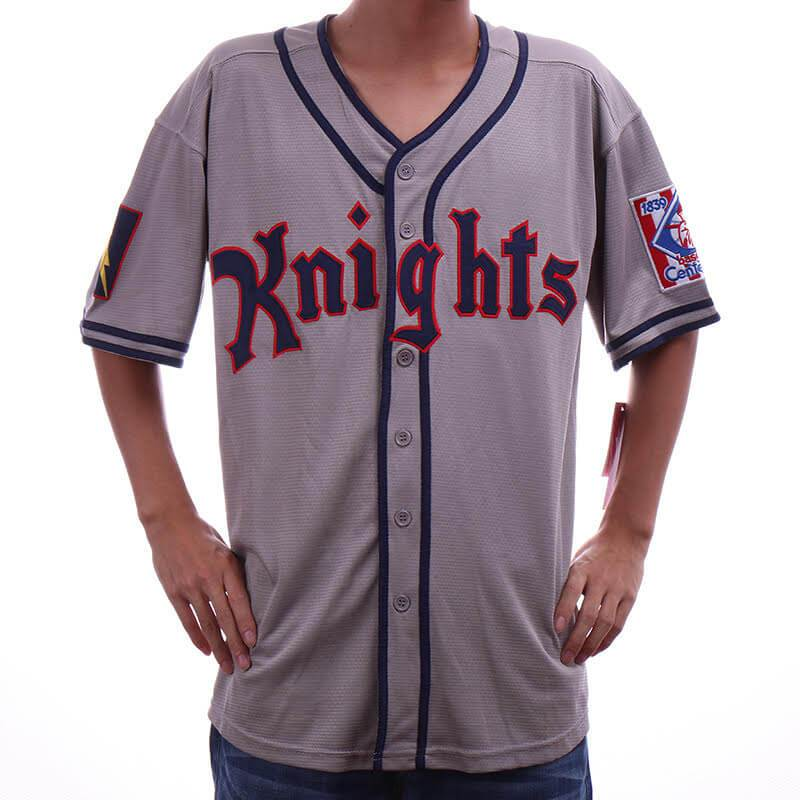 New York Knights Hobbs Baseball Jersey