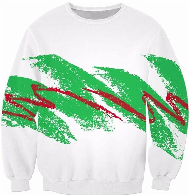 90s Christmas Paper Cup Sweater - Jersey Champs white_gallery