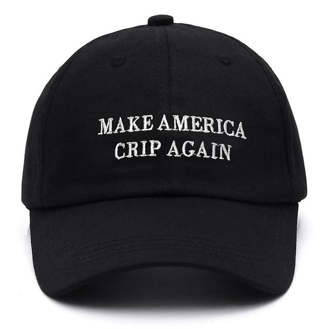 Make America Crip Again Dad Hat