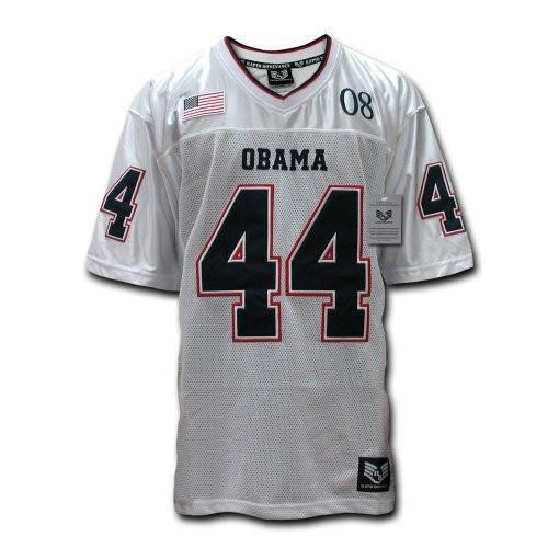 Obama Football Jersey #44 Full Embroidery - Jersey Champs - Custom Basketball, Baseball, Football & Hockey Jerseys